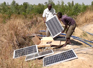 AKT Foundation Solar Water Pumping in Malawi